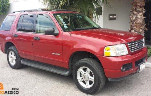 Ford Explorer XLT 2004 V6 Piel, Quemacocos, 7 Pasajeros, Jalisco, Legalizada, Servicios de Agencia.