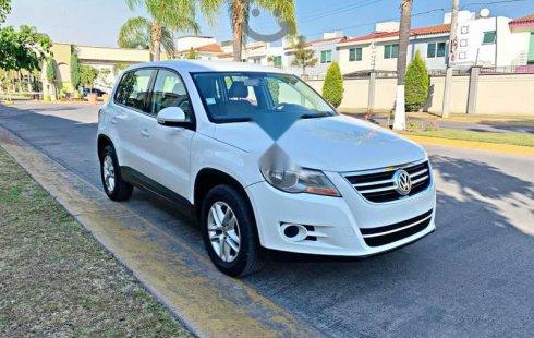 Quiero vender urgentemente mi auto Volkswagen Tiguan 2011 muy bien estado