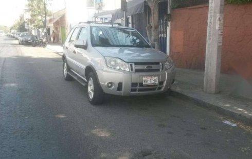 Ford EcoSport 2009 barato en Querétaro