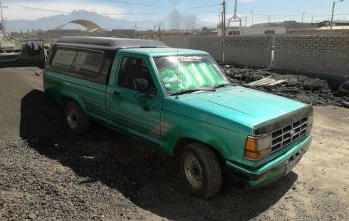 Tengo que vender mi querido Ford Ranger 1992 en muy buena condición