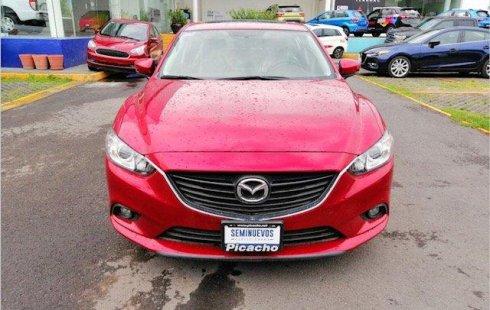 Vendo un carro Mazda 6 2018 excelente, llámama para verlo