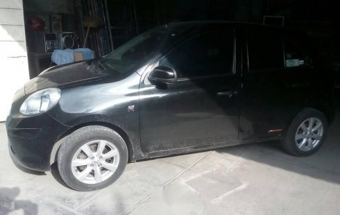 En venta un Nissan March 2012 Manual en excelente condición