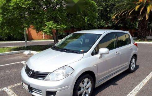 Urge!! Vendo excelente Nissan Tiida 2010 Manual en en Gustavo A. Madero