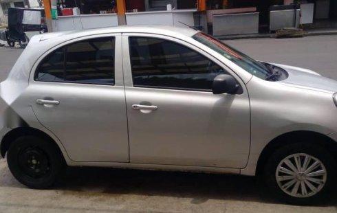 Quiero vender inmediatamente mi auto Nissan March 2013 muy bien cuidado