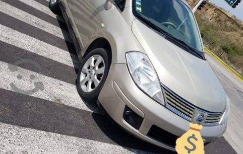 Coche impecable Nissan Tiida con precio asequible