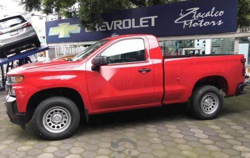 No te pierdas un excelente Chevrolet Silverado 2019 Automático en Iztacalco