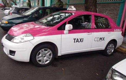 Nissan Tiida impecable en Coyoacán más barato imposible