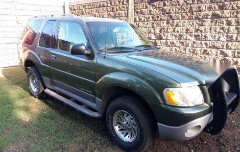 Ford Explorer 2001 usado en Cuernavaca