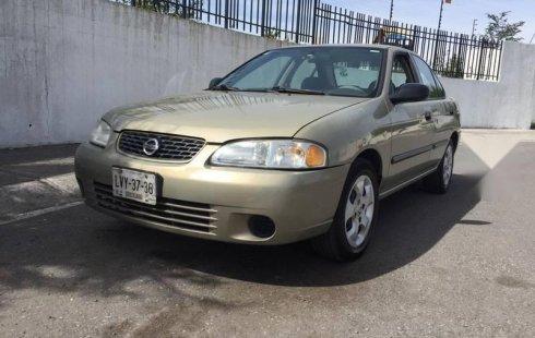 Nissan Sentra 2003 en Toluca