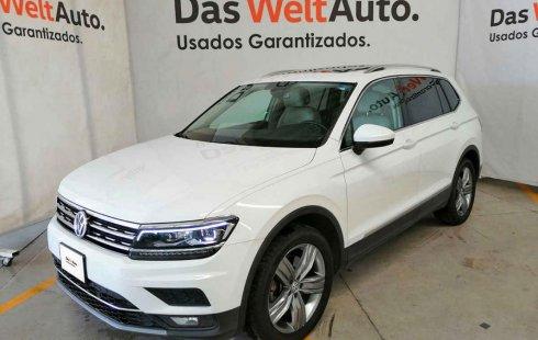 En venta un Volkswagen Tiguan 2019 Automático muy bien cuidado