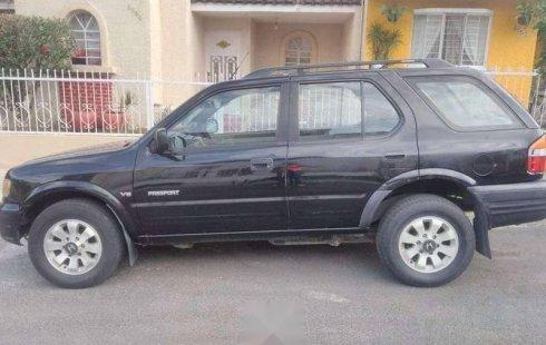 Quiero vender urgentemente mi auto Honda Passport 2000 muy bien estado