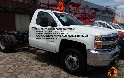 Chevrolet Chasis 3500 2014 Puebla