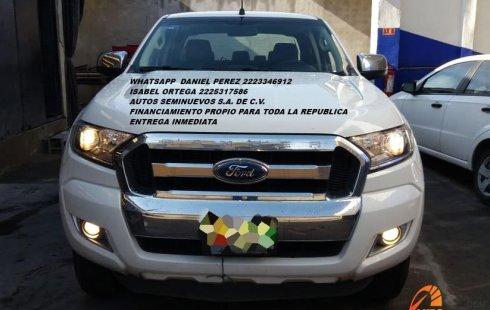 Bonita Ranger XLT 2017 Puebla