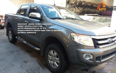 Excelente Ranger XLT 2015 Puebla