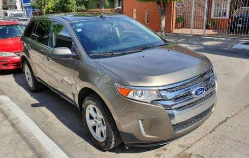 Urge!! En venta carro Ford Edge 2013 de único propietario en excelente estado