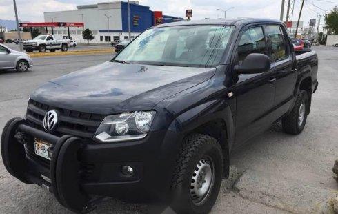 Urge!! En venta carro Volkswagen Amarok 2015 de único propietario en excelente estado