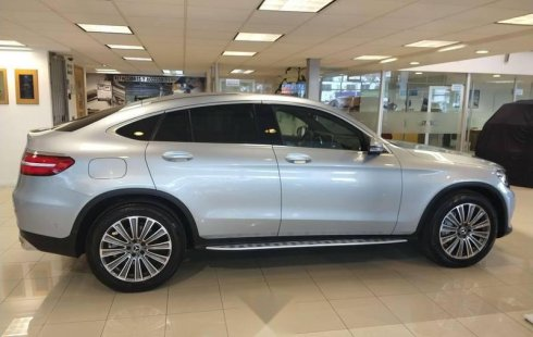 Vendo un Mercedes-Benz Clase GLC impecable
