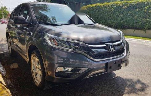 SHOCK!! Un excelente Honda CR-V 2015, contacta para ser su dueño