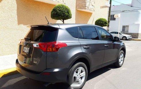 Toyota RAV4 impecable en Iztacalco