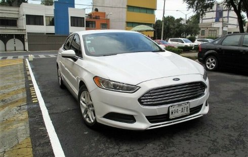 Ford Fusion 2016 impecable