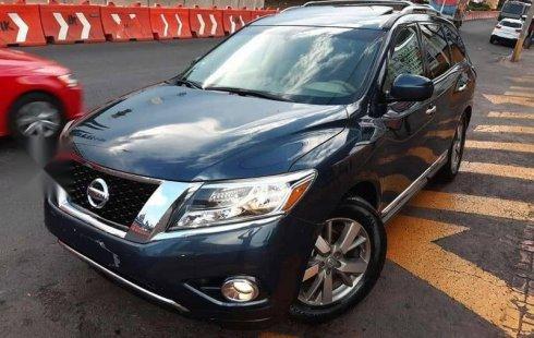 Pongo a la venta cuanto antes posible un Nissan Pathfinder en excelente condicción a un precio increíblemente barato