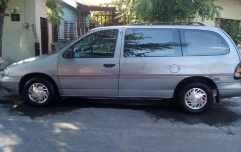 Quiero vender cuanto antes posible un Ford Windstar 1996