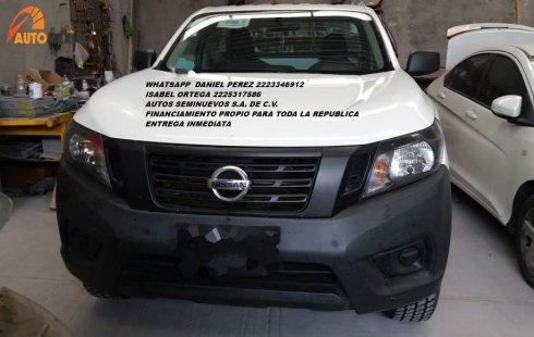 Nissan Chasis  2016 Puebla