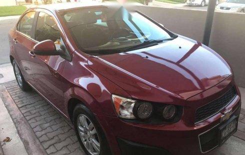 Tengo que vender mi querido Chevrolet Sonic 2014 en muy buena condición