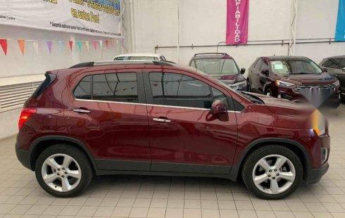Se vende urgemente Chevrolet Trax 2016 Automático en Cuauhtémoc