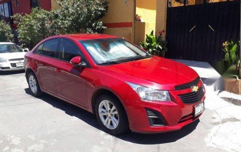 Quiero vender cuanto antes posible un Chevrolet Cruze 2014