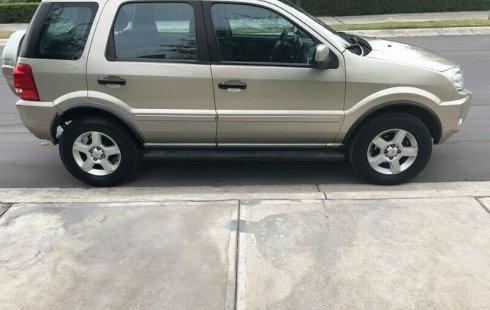 Quiero vender urgentemente mi auto Ford EcoSport 2010 muy bien estado