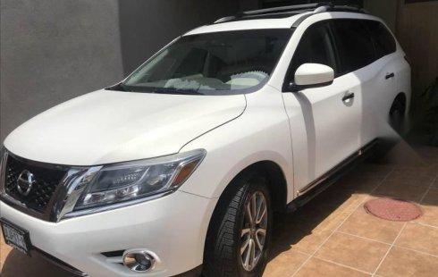 Urge!! En venta carro Nissan Pathfinder 2014 de único propietario en excelente estado
