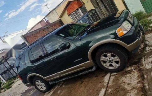 No te pierdas un excelente Ford Explorer 2002 Manual en Aguascalientes