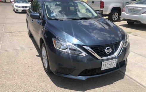 Nissan Sentra impecable en Aguascalientes