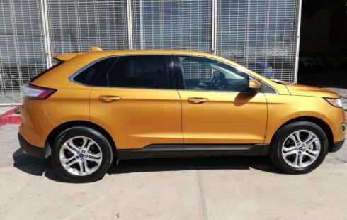 En venta un Ford Edge 2015 Automático en excelente condición