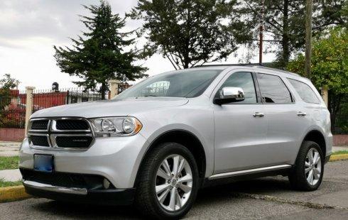Quiero vender cuanto antes posible un Dodge Durango 2012