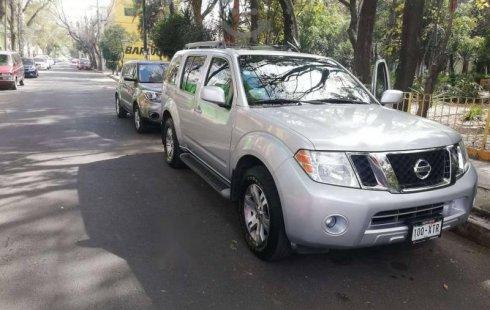 Urge!! Un excelente Nissan Pathfinder 2011 Automático vendido a un precio increíblemente barato en Azcapotzalco