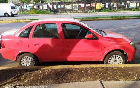 Tengo que vender mi querido Chevrolet Corsa 2004 en muy buena condición