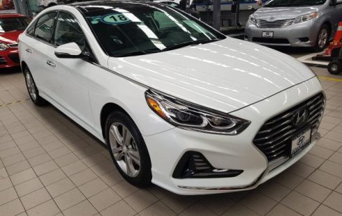 Precio de Hyundai Sonata 2018