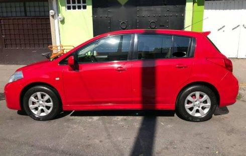 Urge!! En venta carro Nissan Tiida 2012 de único propietario en excelente estado