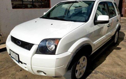 Ford EcoSport 2006 usado