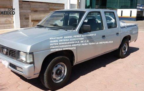 Nissan Doble Cabina 2007 Puebla