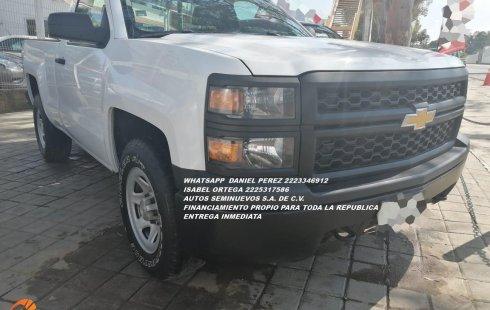 Chevrolet Silverado 150 2015 Puebla