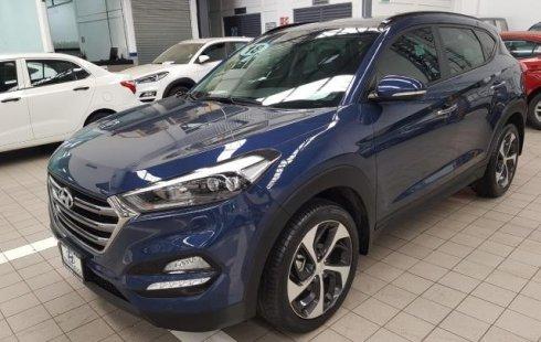 En venta un Hyundai Tucson 2018 Automático en excelente condición