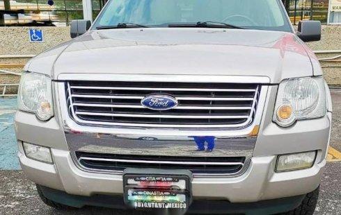 Ford Explorer 2008 barato en Coyoacán