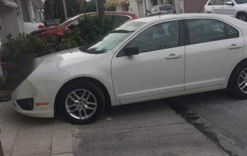 Quiero vender urgentemente mi auto Ford Fusion 2011 muy bien estado