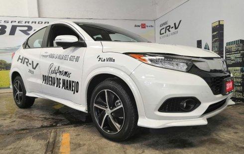 Urge!! Vendo excelente Honda HR-V 2019 Automático en en Gustavo A. Madero