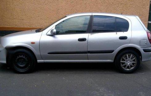 Nissan Almera 2002 impecable
