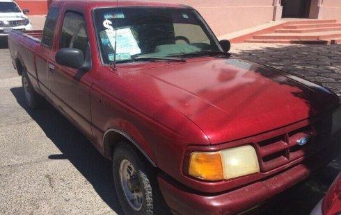 Un Ford Ranger 1994 impecable te está esperando