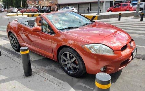 Urge!! Un excelente Mitsubishi Eclipse 2008 Automático vendido a un precio increíblemente barato en Benito Juárez